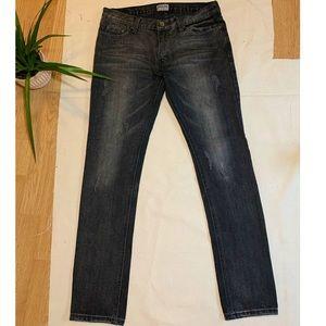 Scotch & Soda Size 31 Black Skinny / Slim Jeans